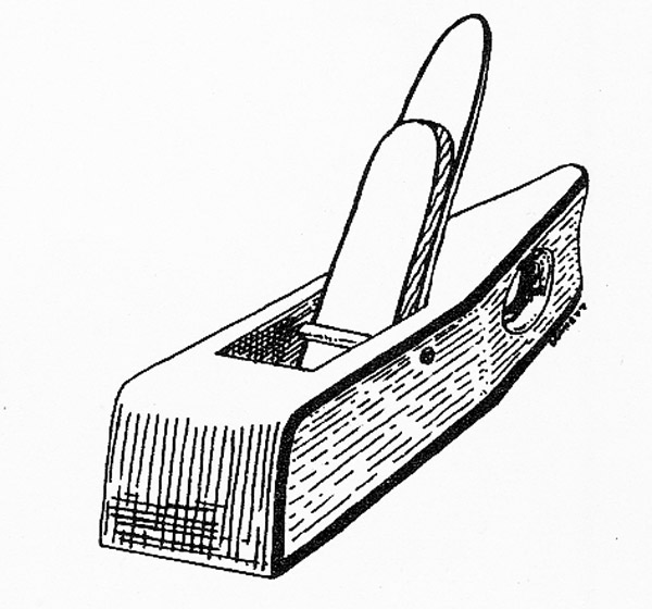 A Brief History Of The Woodworking Plane