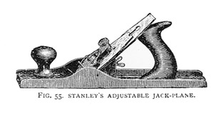 Stanley Tools - A Brief History Of The Woodworker's Plane