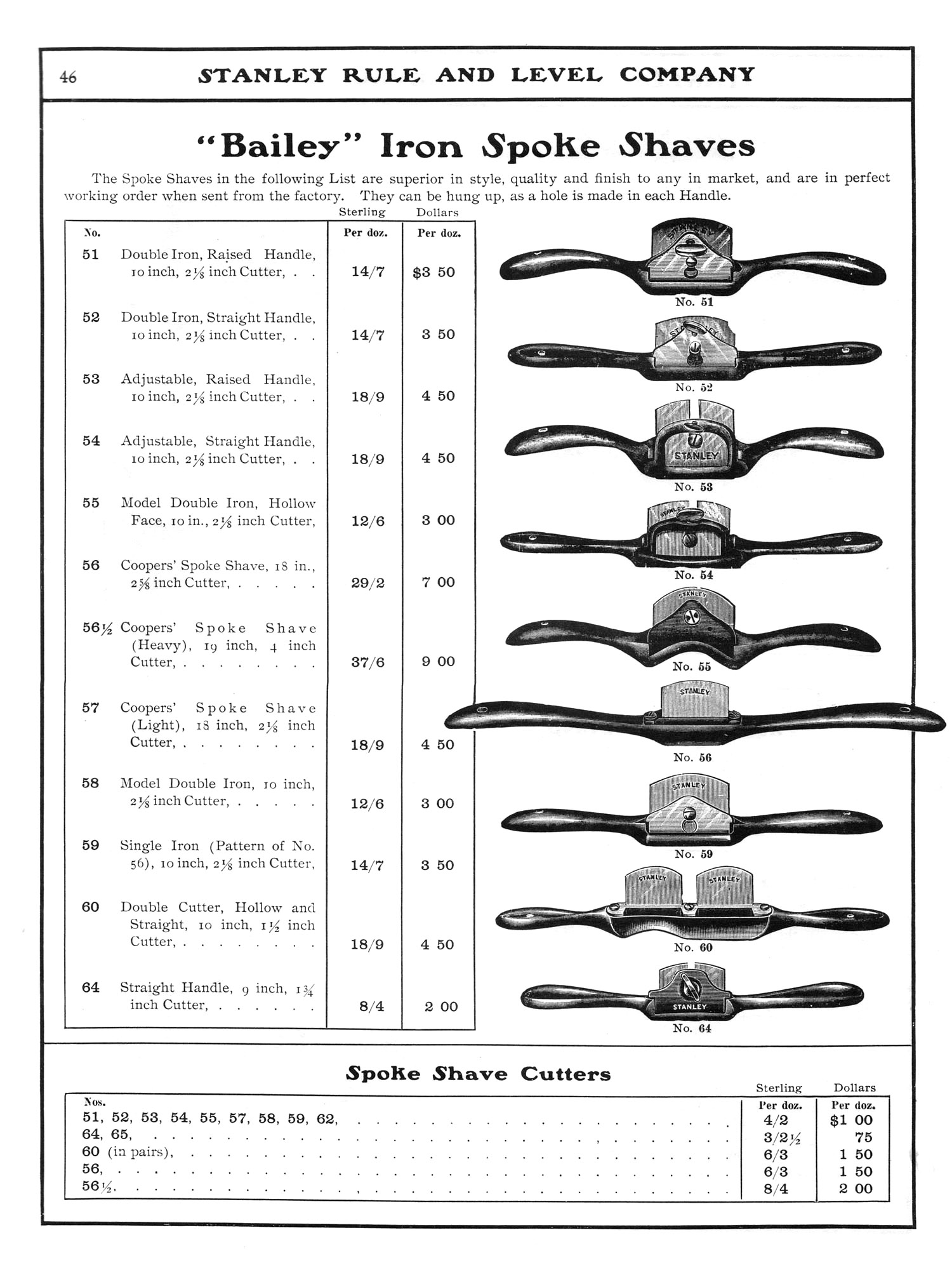 Stanley Bench and Block Planes - tooltrip.com