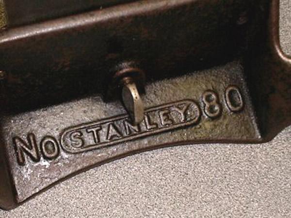 Stanley No. 80 Cabinet Scraper - Handplane Central