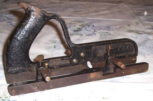 Stanley no 45 plough plane dating